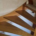 Treppenlauf geändert