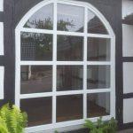 Deelenfenster, wie Original